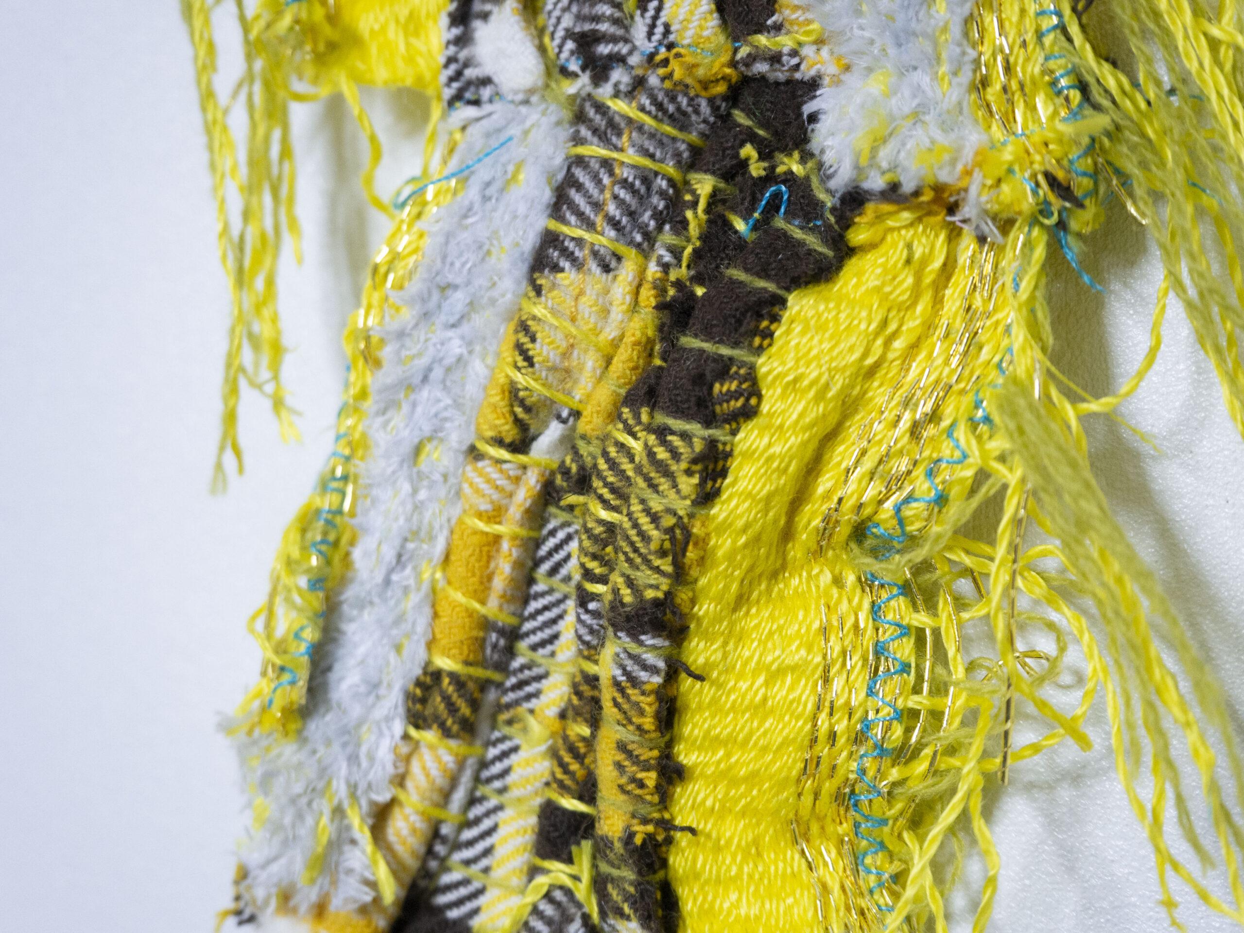 河本蓮大朗 織物日記 時の布